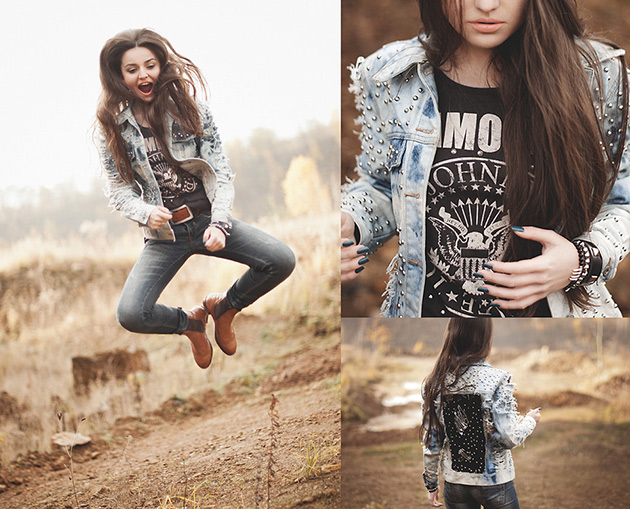 jaqueta7 Aquela jaqueta jeans...