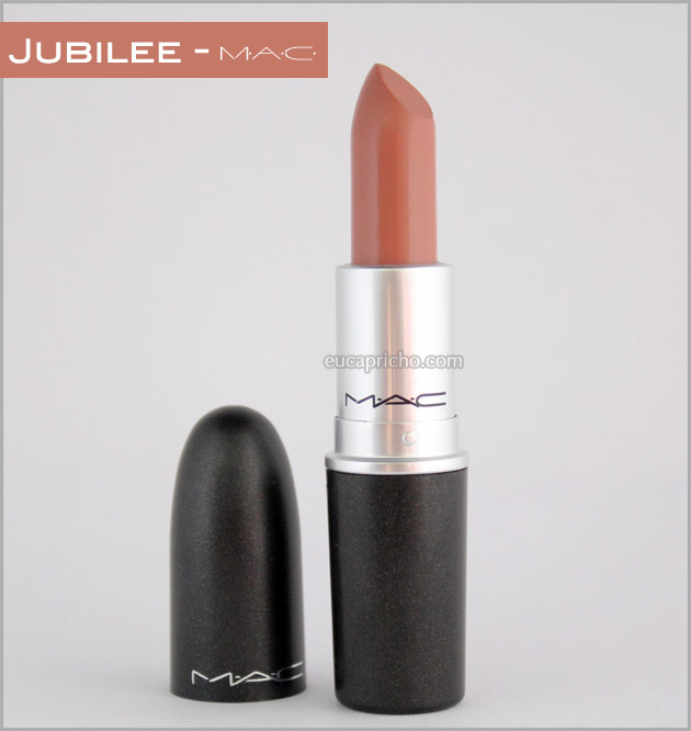 Jubilee MAC batom nude mac