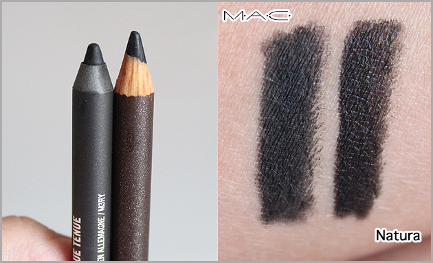 lapispreto3 Lápis preto: MAC x Natura