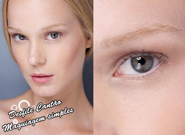 make5 #FashionRio   Beleza   Dia1