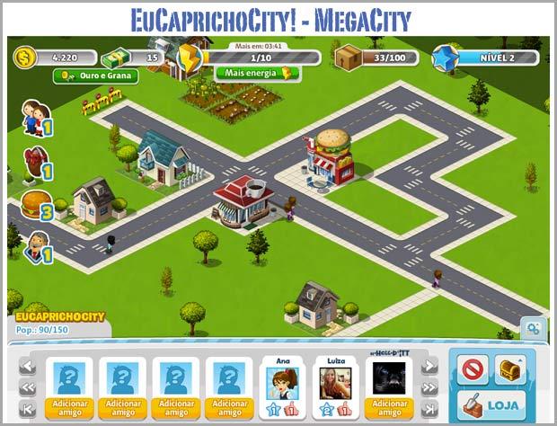 megacity MegaCity – Vamos jogar?