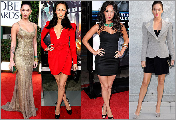 megan2 Celebrity Style   Megan Fox