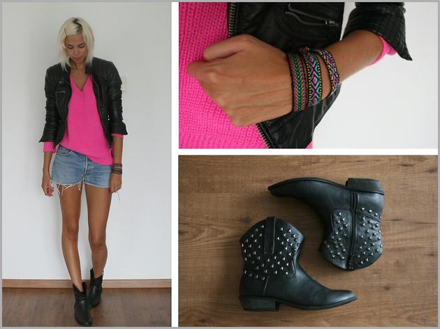 neon2 Moda e seus contrastes