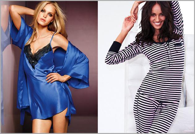 pijama1 Fashionistas de pijamas