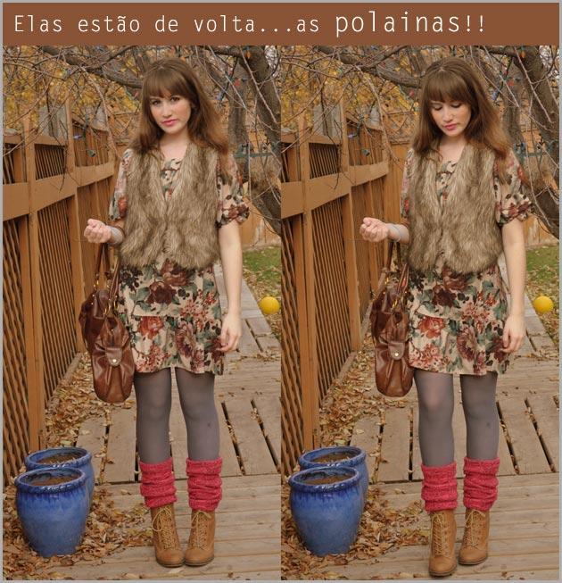 polainas1 Tendência – Polainas!