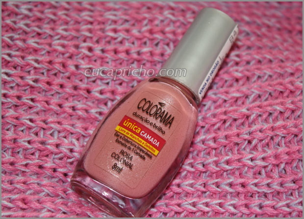 rosacolonial1 Rosa Colonial – Colorama