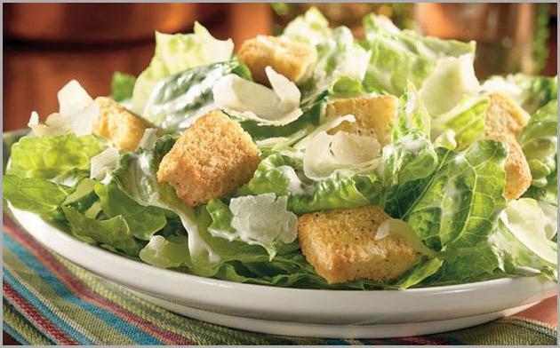 salada Salada Caesar by Panela de Barros