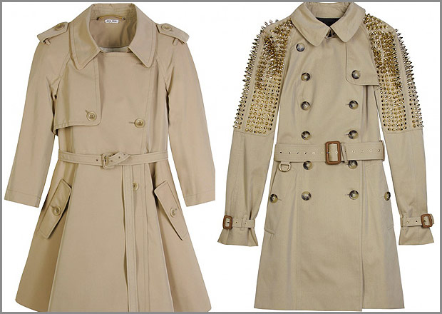 trech3 Trench Coat em: deixa chover!